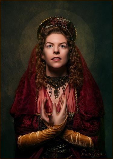 The Goddess - Doerte Pavlik