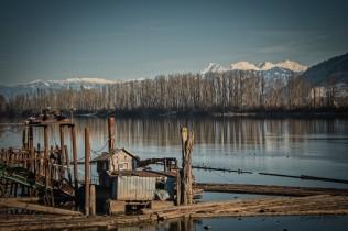 Old Logging Works - CJJ