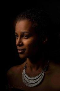 Portrait: Alamaz Durand - Derek Chambers