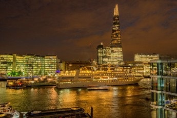 The Shard At Night (London) - Derek Chambers