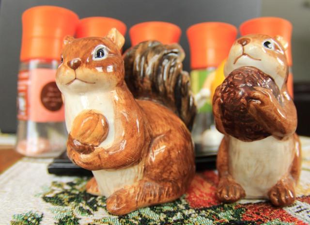 Two Squirrels  - Doug Boyce
