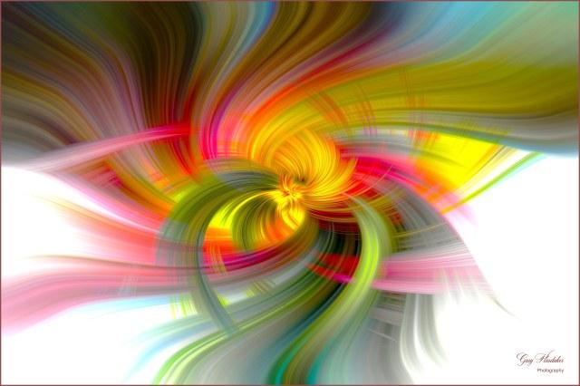 Twirled bouquet- Gary Harfdaker
