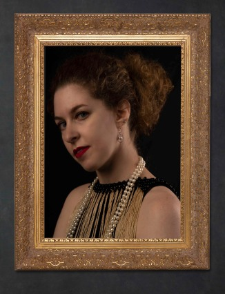 Kendra Framed - Derek Chambers