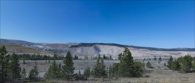Highland Copper Mine-Panorama-Gary Hardaker- Small