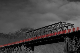 Red Bridge - Tamara Isaac