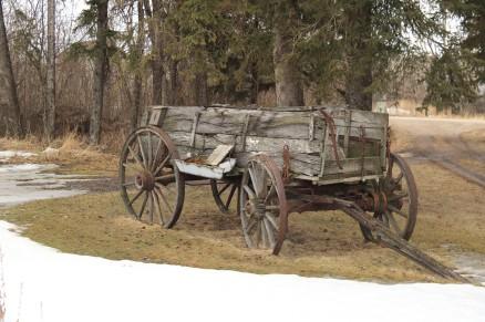 Wagon Ho !! - Doug Boyce