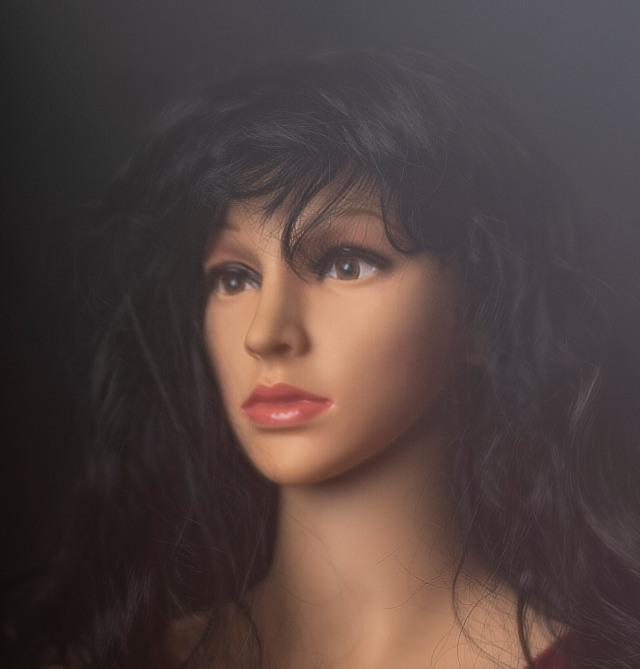 Portrait of Zelda - Derek Chambers