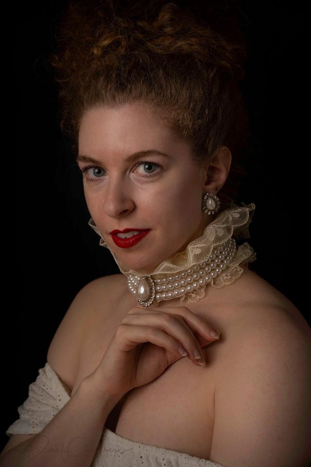 Portrait of Kendra - Derek Chambers
