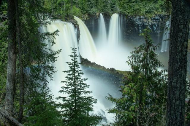 Canim Falls - Derek Chambers