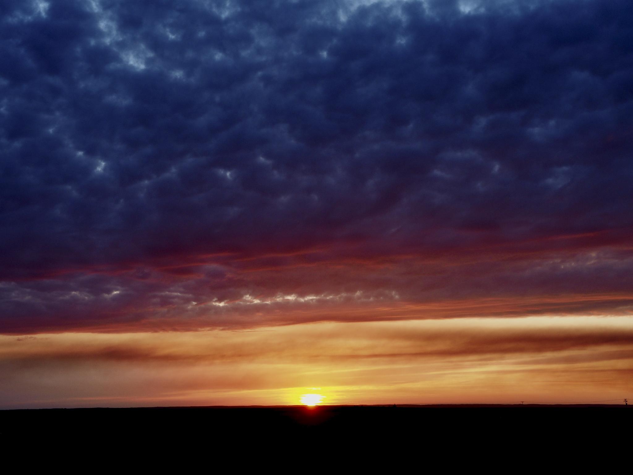 Saskatchewan Sunset - Kevin Haggkvist