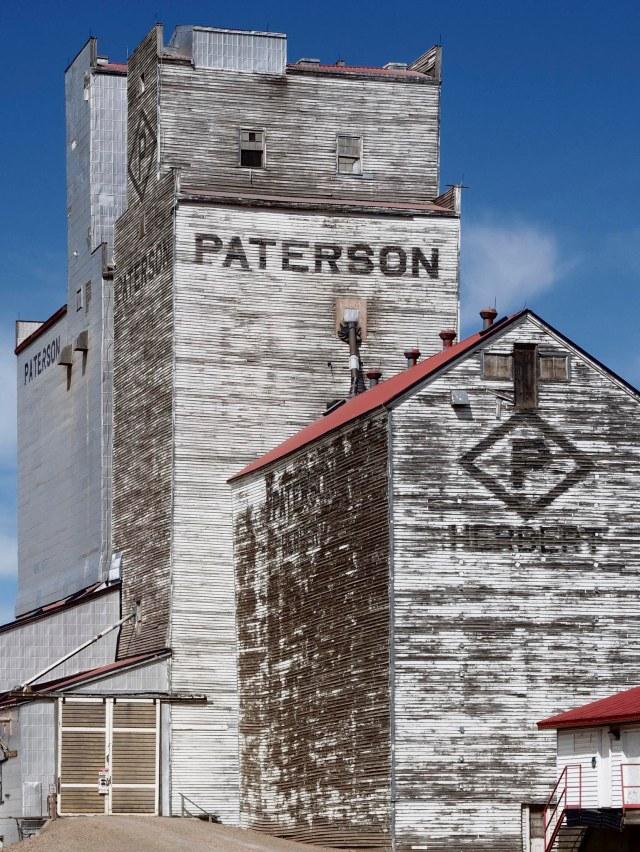 Paterson Grain Elevator, Herbert Saskatchewan - Kevin Haggkvist