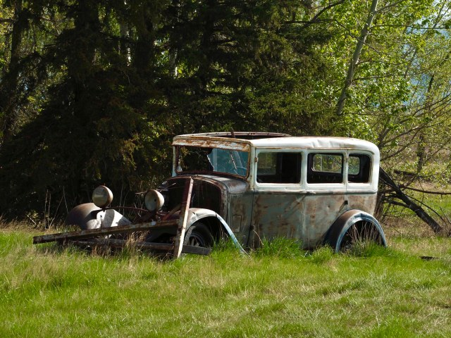 Did Bonnie and Clyde Drive This? - Kevin Haggkvist