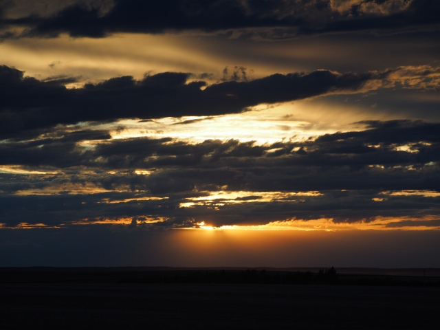 Saskatchewan Sunset 1 - Kevin Haggkvist