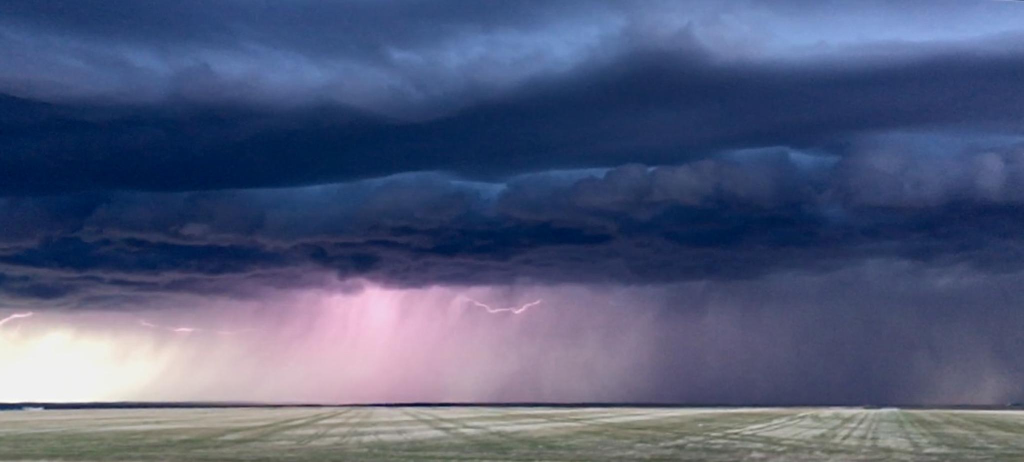 The Passing Storm - Kevin Haggkvist