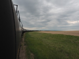 The Tank Car Storage Track - Kevin Haggkvist