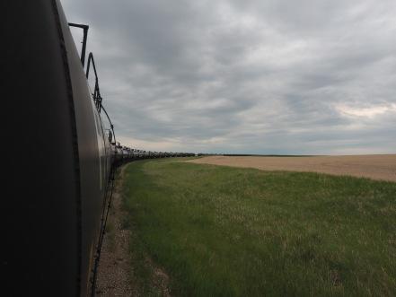 The Tank Car Storage Track - Kevin Haggkvist