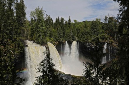 The Canim Falls- Gary Hardaker