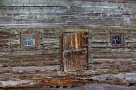 Barn Wall - Ray Waters