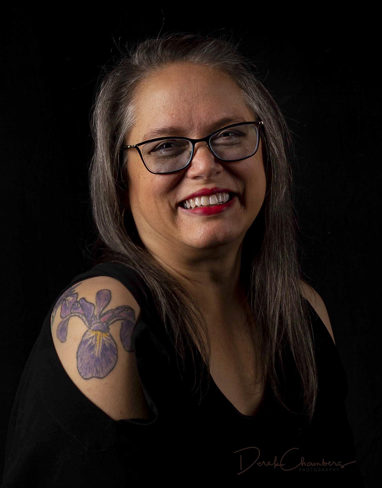 The Iris Tattoo - Derek Chambers