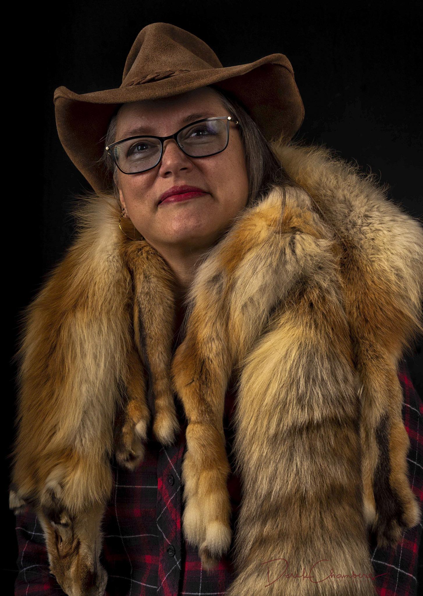 In Furs - Derek Chambers