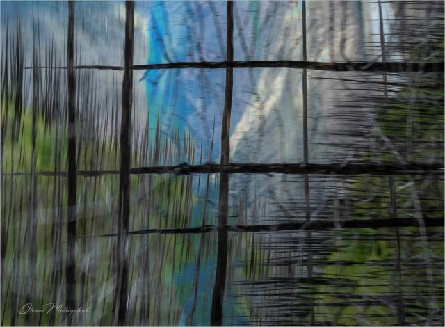 Fraser River Window - Gloria Melnychuk - 2006_GMP2098