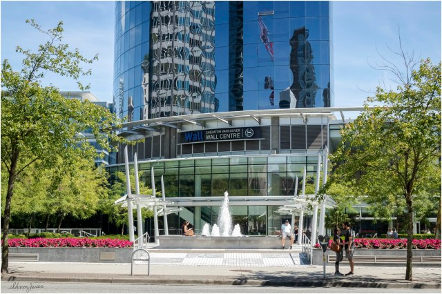 Sheraton Vancouver-Wall Centre - © Sharon Jensen