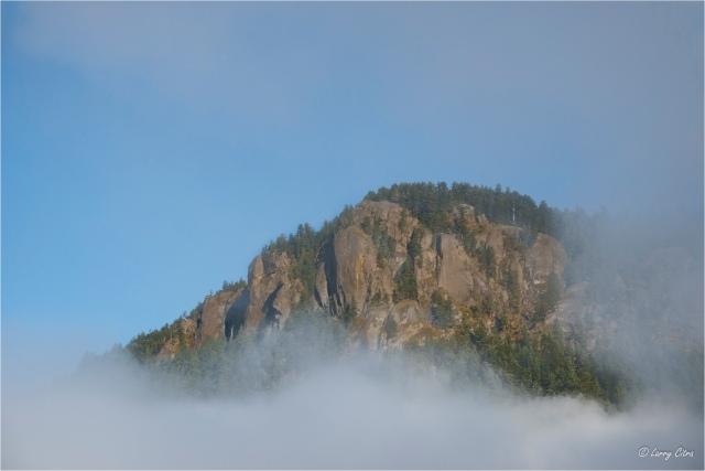 Mt Maxwell, Salt Spring Island © Larry Citra