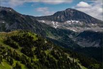 Trophy Mountian Peaks- Gary Hardaker