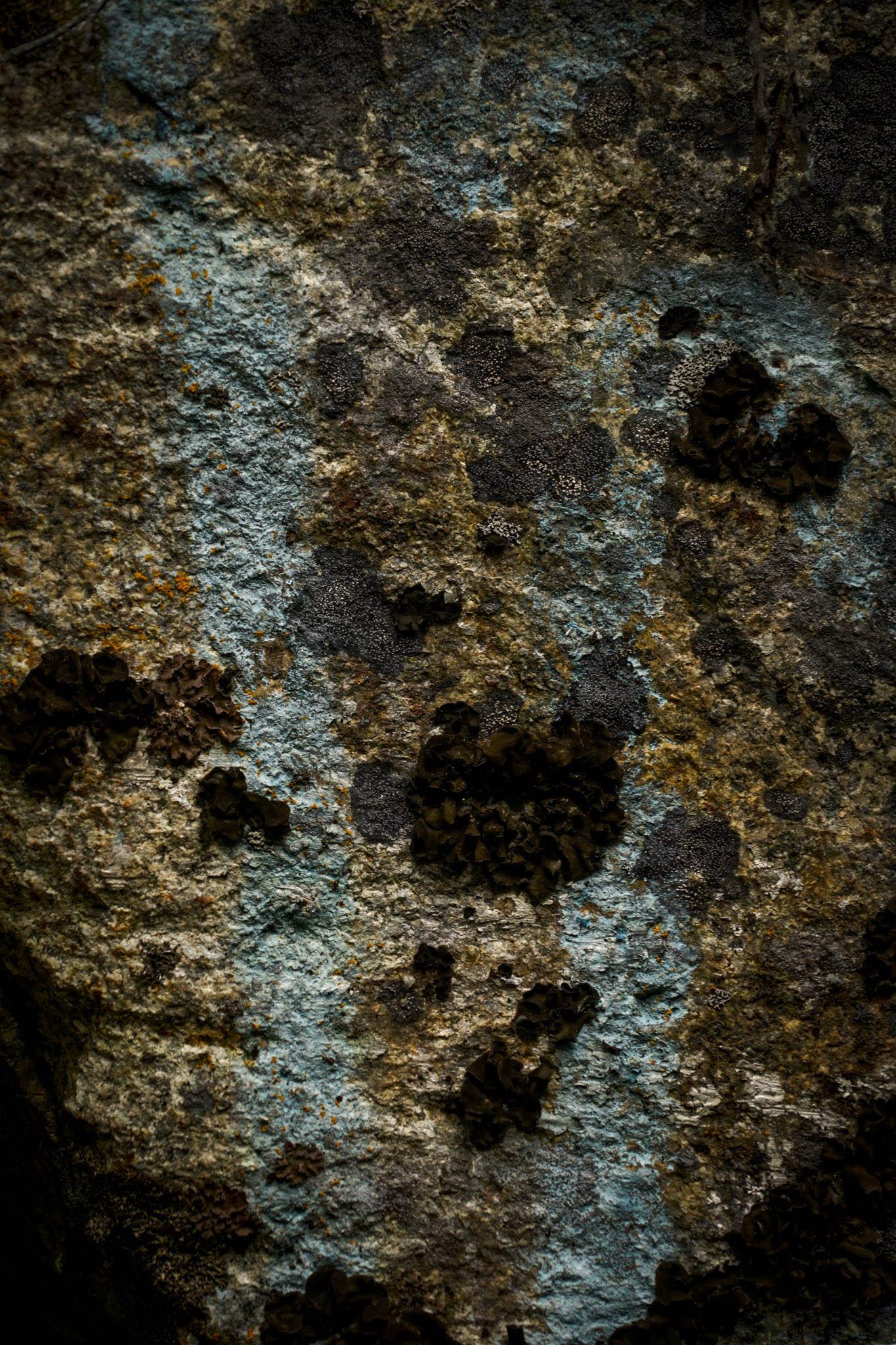 The Face in the Rock, Split Rock, Eakin Creek Rd - Derek Chamber