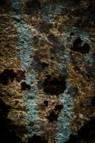 The Face in the Rock, Split Rock, Eakin Creek Rd - Derek Chambers