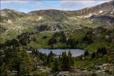 Sheila Lake, Trophy Mountains- Gary Hardaker