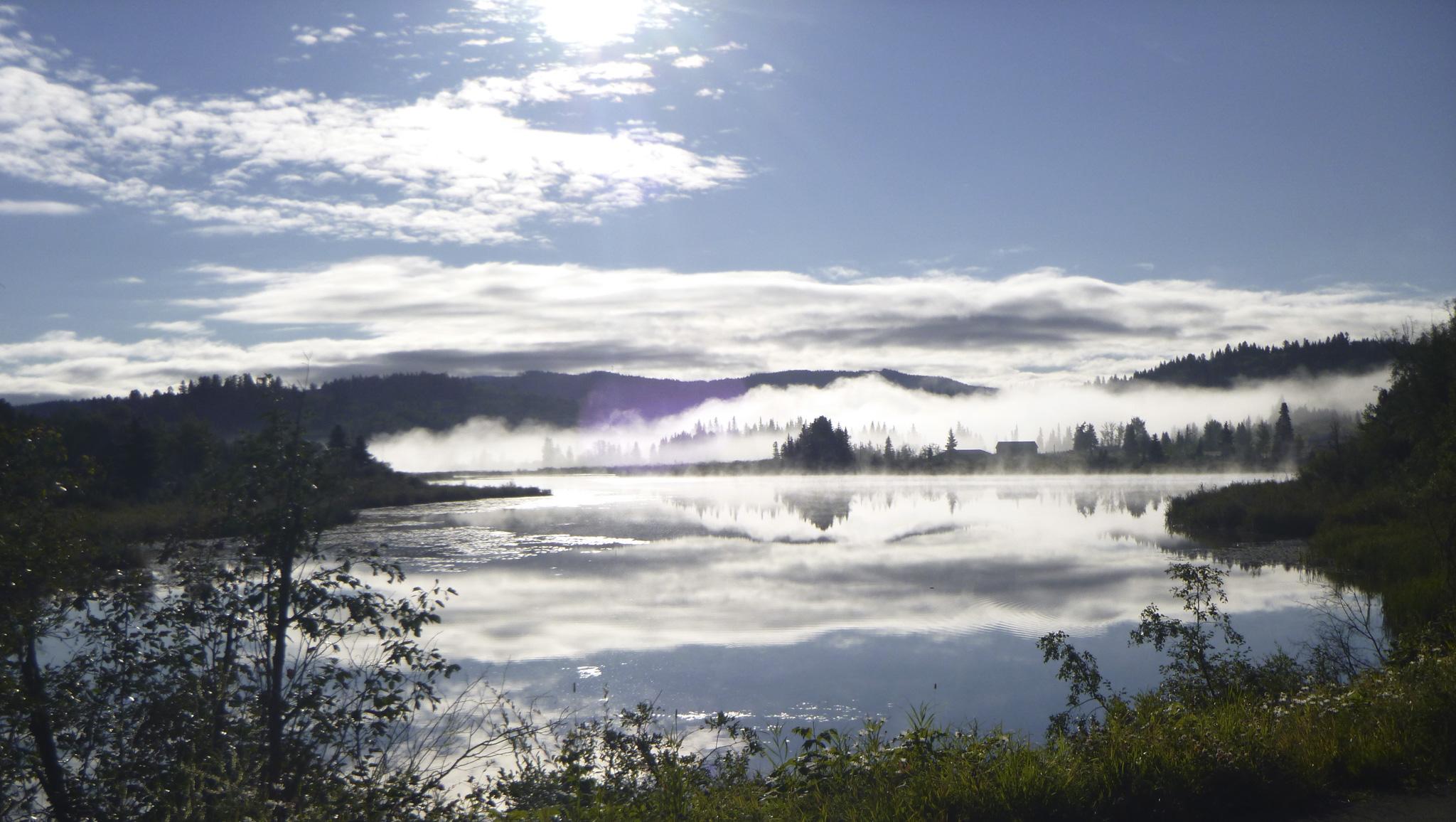 Upper Stack Lake - Doug. Boyce