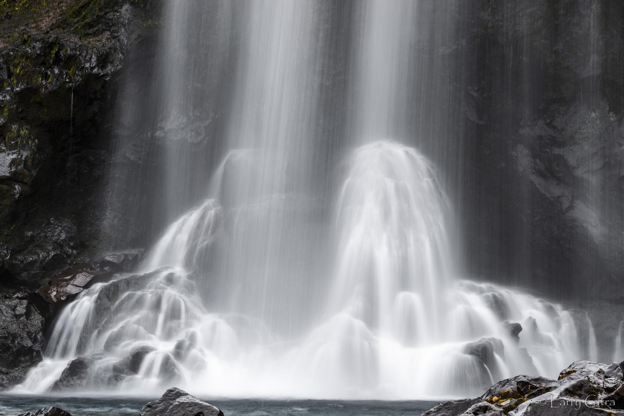 Gufufoss near Seydisfjordur, Iceland © Larry Citra