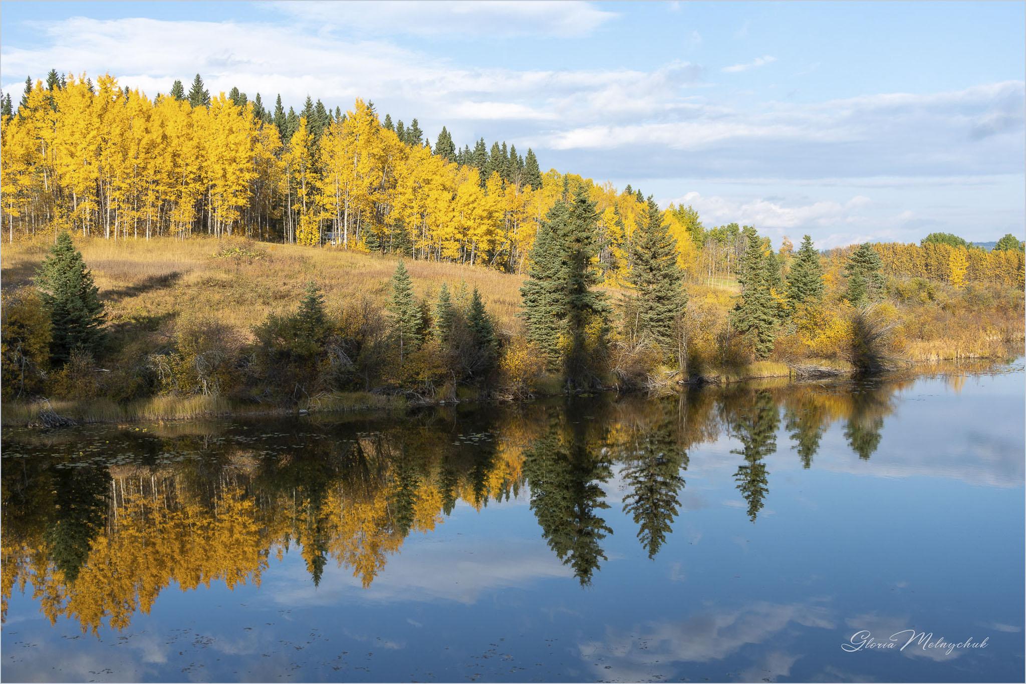 Upper Stack Lake 3156 - Gloria Melnychuk