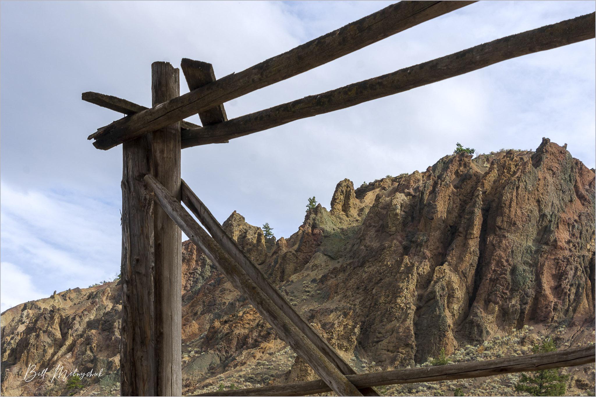 Thru the Gate - Bill Melnychuk