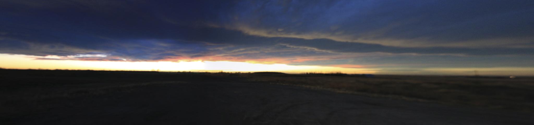 Alberta Sunset _ Doug Boyce