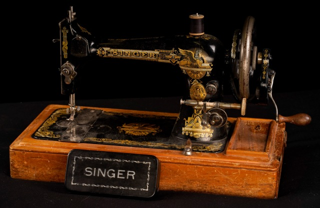 Singer Sewing Machine - Derek Chambers
