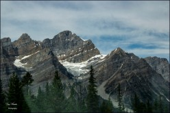 Gary Hardaker-View of Glacier (Mountain Parkway, Alberta)