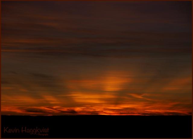 Kevin Haggkvist-Sky on Fire
