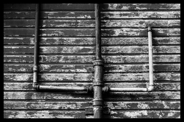 © Sharon Jensen - Water Pipe-Tallheo Cannery