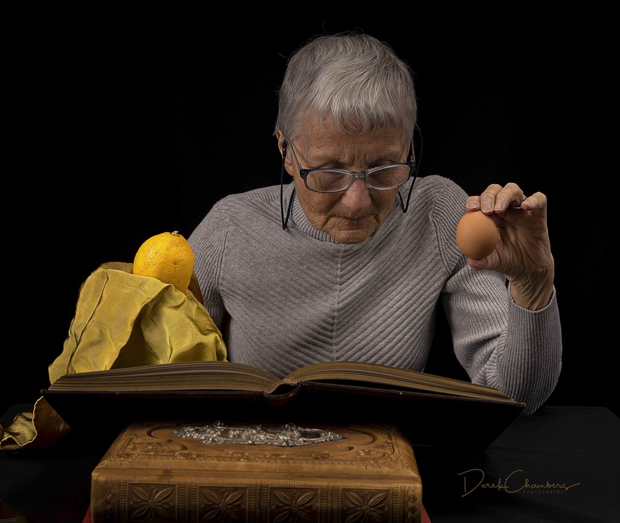 When Life Deals You Lemons ...Turn Them Into Eggs - With Sharon