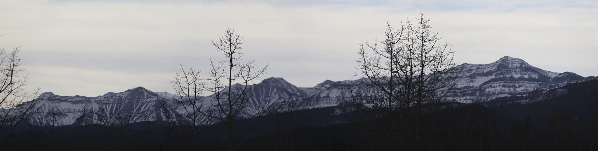 Doug Boyce Kananaskis Country Panorama