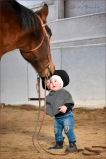Gloria Melnychuk - Horse Kisses