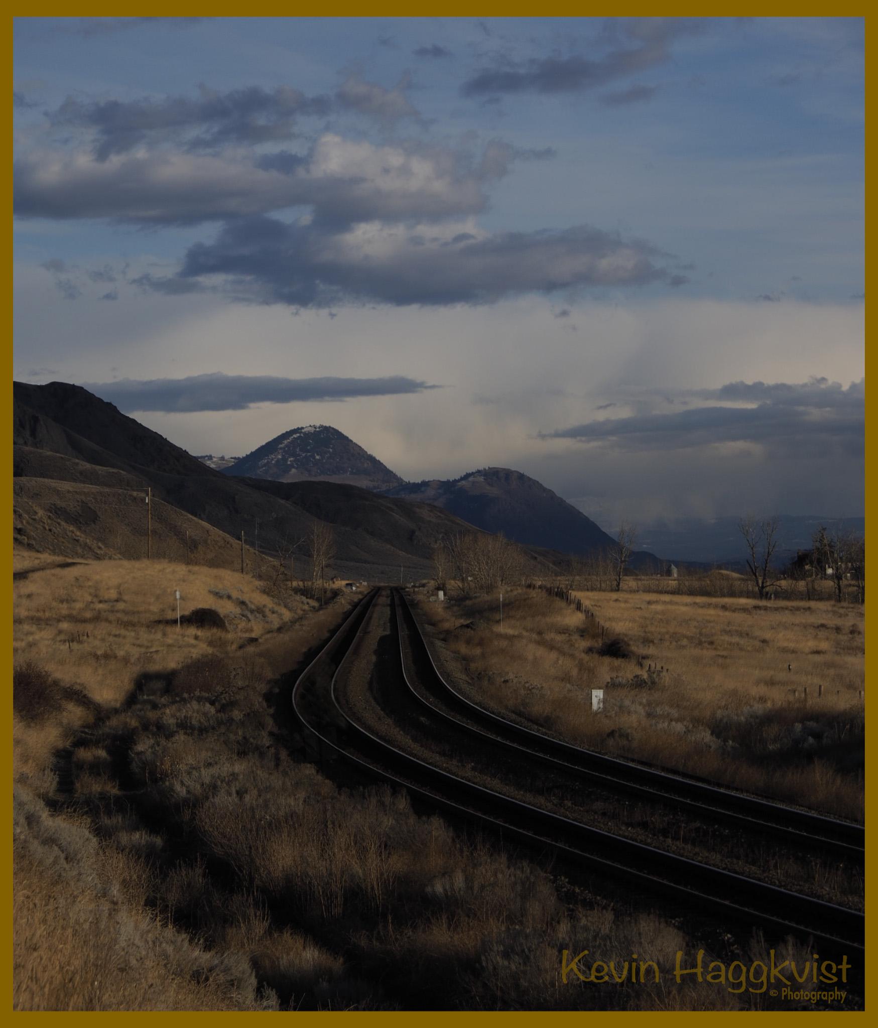 Kevin Haggkvist-Rails To Home