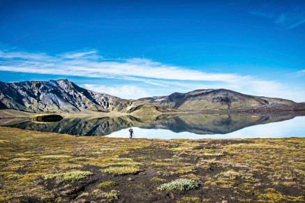 Larry Citra © Our Fearless Leader Derek - Rangarping Ytra, Iceland