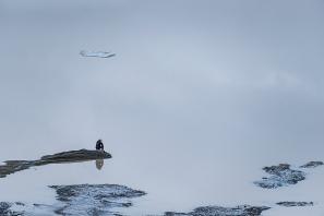 Larry Citra © Solitude, Hoffel, Hornafjordur, Iceland