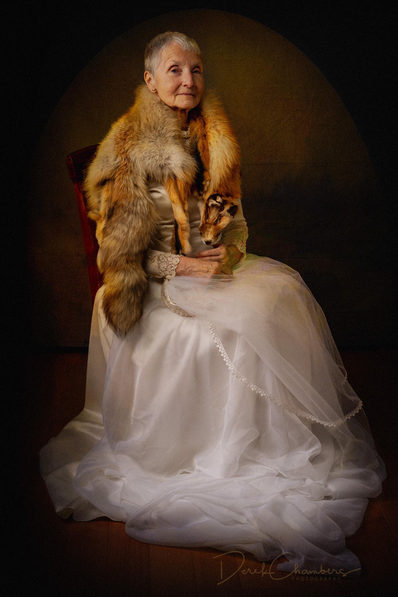 SJ03-S5084 - The Wedding Dress - Derek Chambers