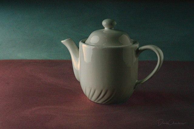 Derek Chambers - The Teapot DCP5493TexSig