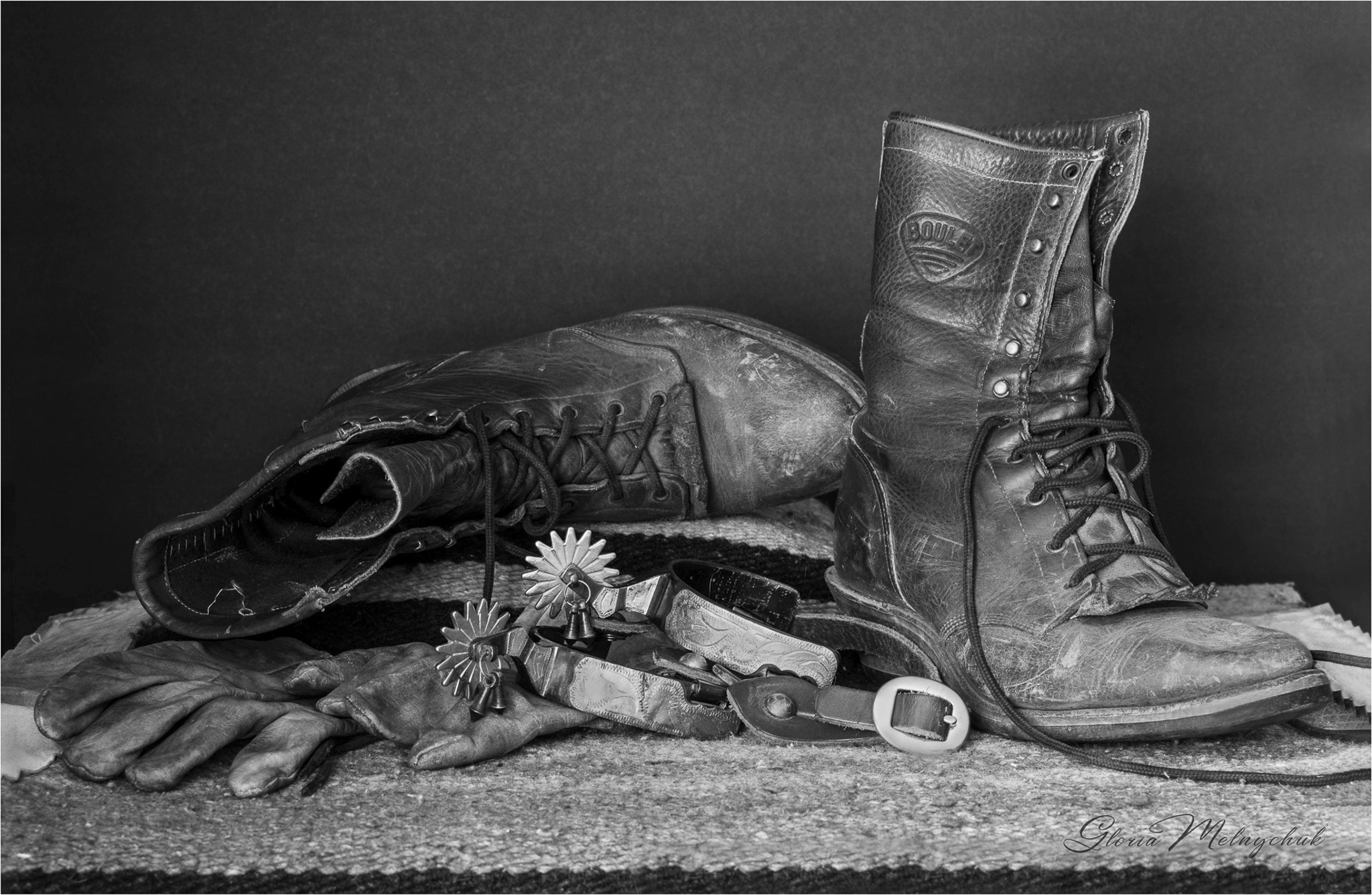 Cowboy Gear © Gloria Melnychuk