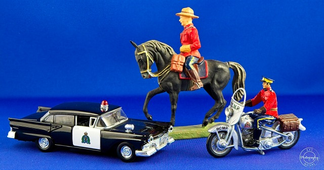 Ray Waters RCMP Transport